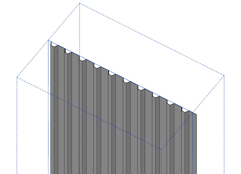 How The Experts Model Metal Sheet Cladding Revit News