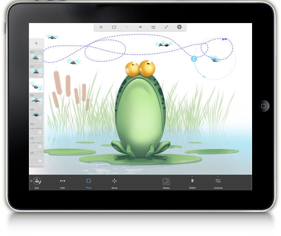 SketchBook Motion Released For The IPad