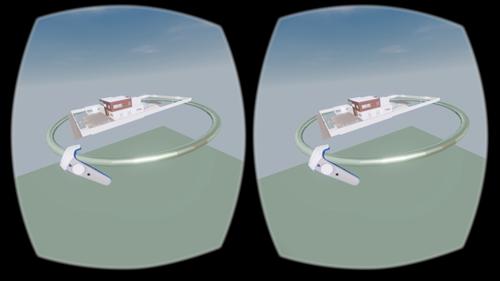 Autodesk LIVE VR