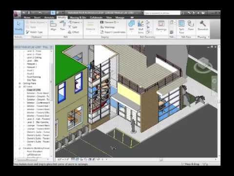 Revit custom material tutorial revit exterior rendering - Revit exterior rendering settings ...