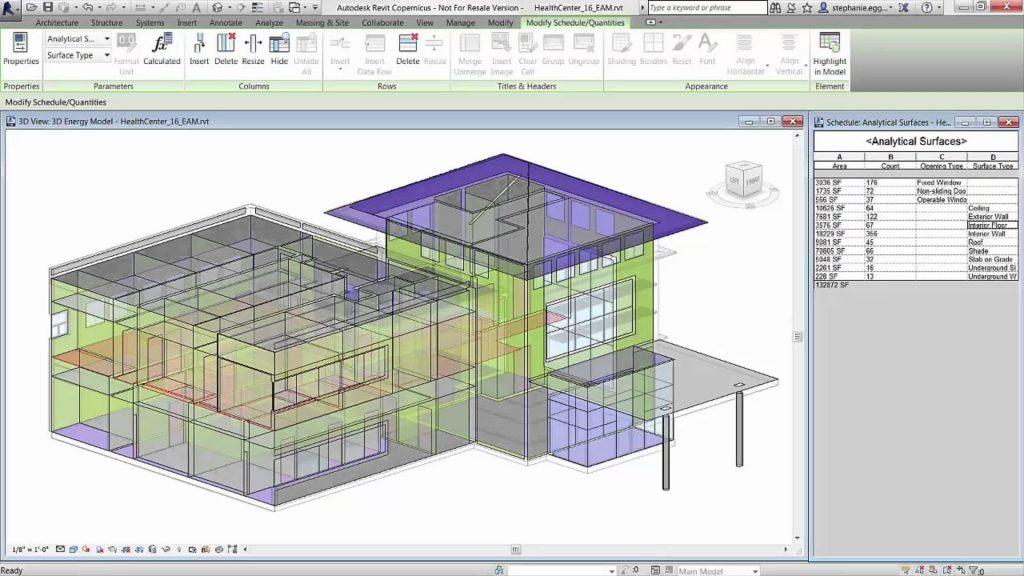 Energy Analysis for Autodesk Revit Enhancement - Revit news
