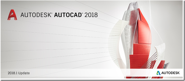 AutoCAD 2018 1 and AutoCAD LT 2018 1 Update Now Available