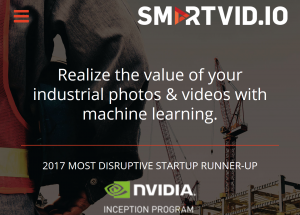 Smartvid.io – Machine Learning for Construction Site Imagery