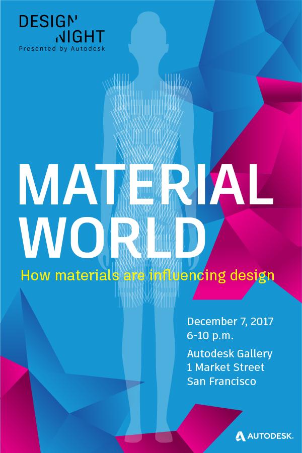 Autodesk Design Night Material World