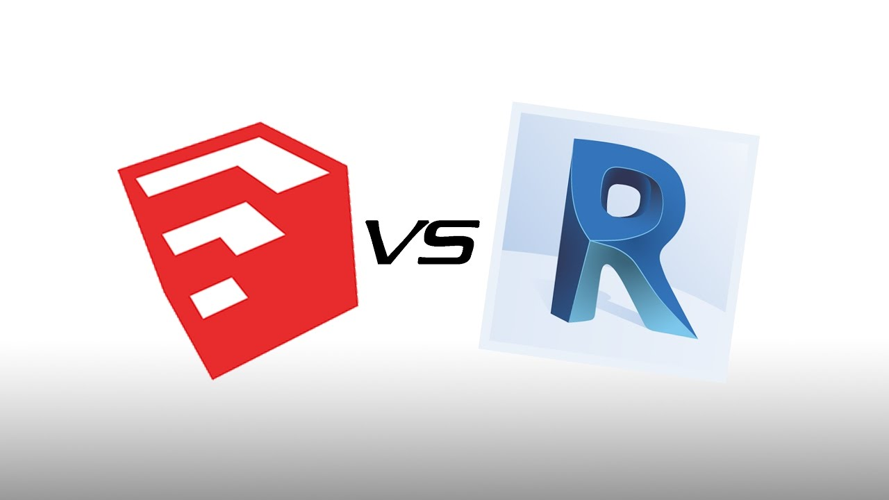 It's Easy! - Sketchup vs Autodesk Revit, Which one is the FASTEST