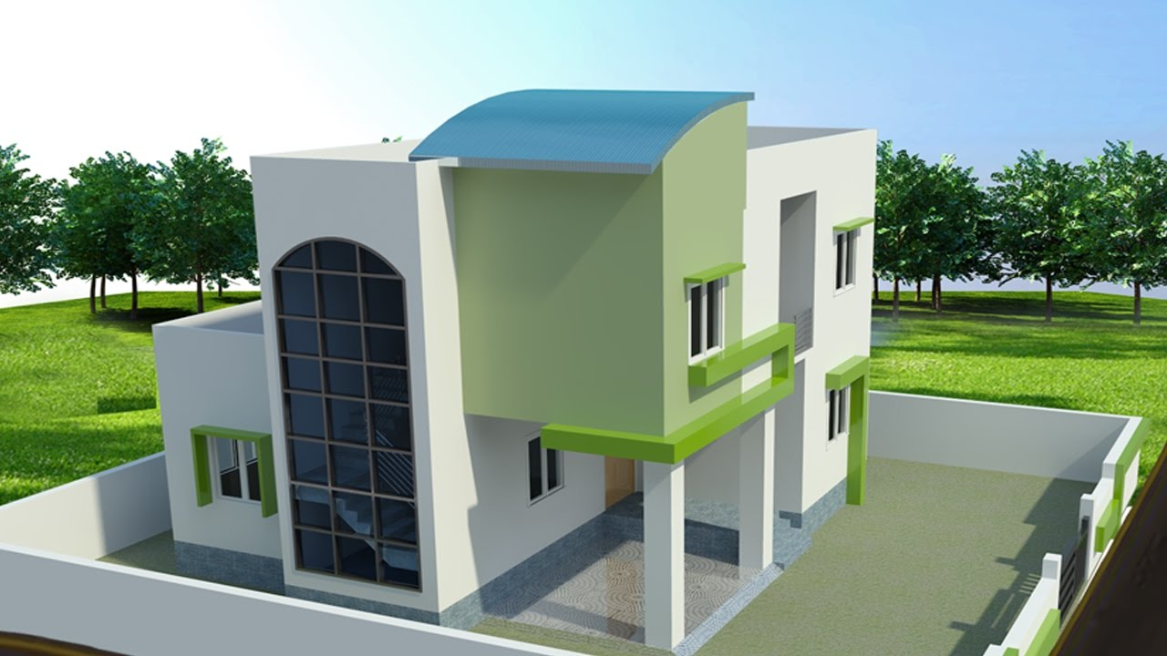 Revit Architecture: Modern House Design #3 - Revit news