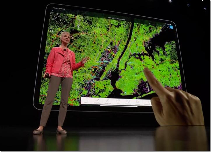 Autodesks AutoCAD was just on the Apple Keynote - Revit news