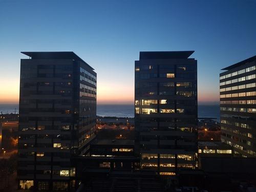 Autodesk Barcelona ao nascer do sol