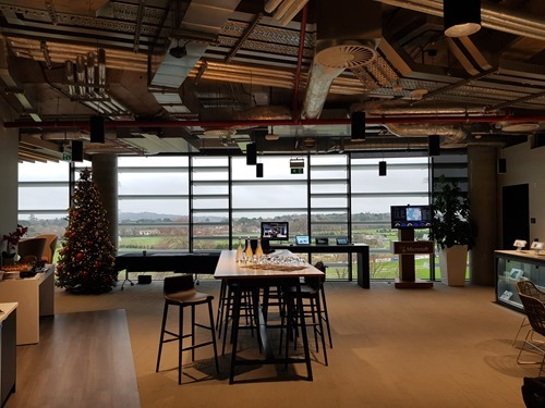 The Microsoft Technology Centre