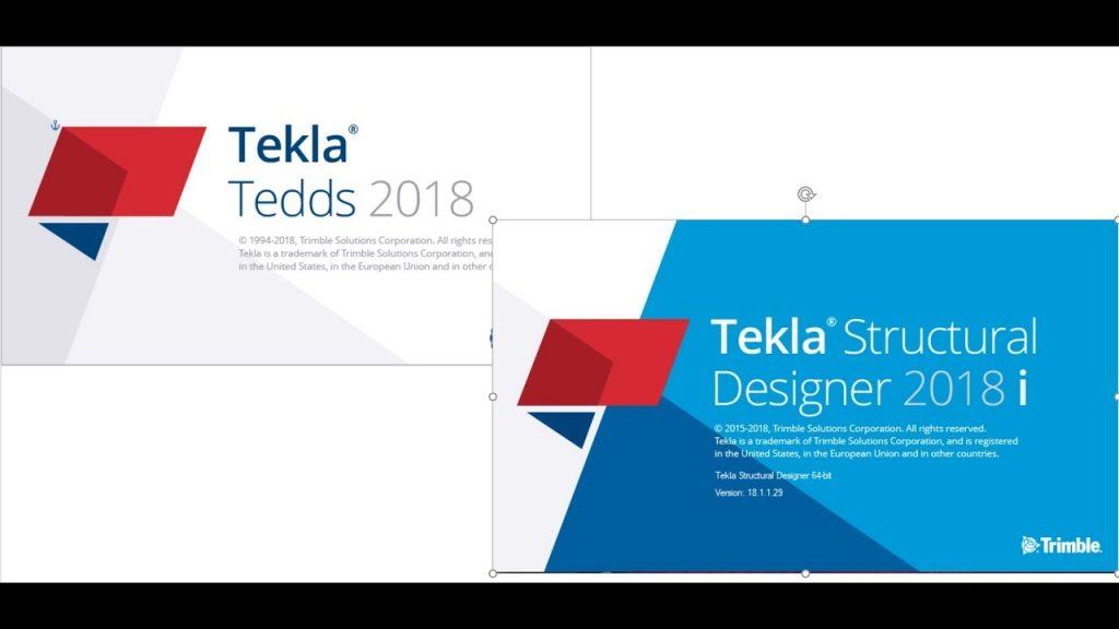 HOW TO USE TEKLA STRUCTURAL DESIGNER AND TEKLA TEDDS IN SAME