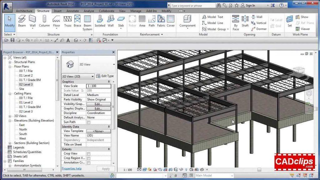 REVIT Structure A to Z Promo - CADclips - Revit news