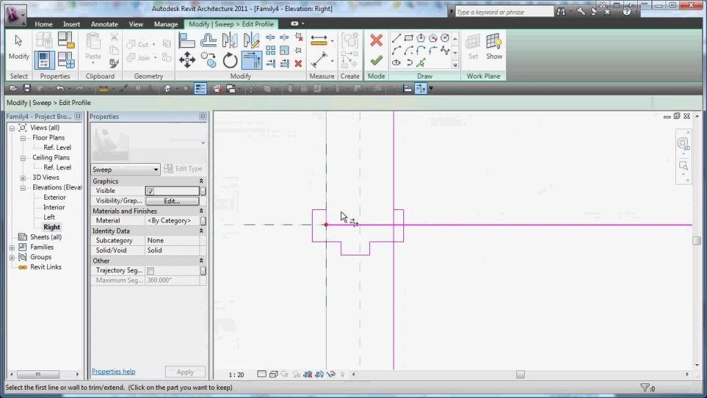 REVIT Window Family Tutorial - CADclips - Revit news
