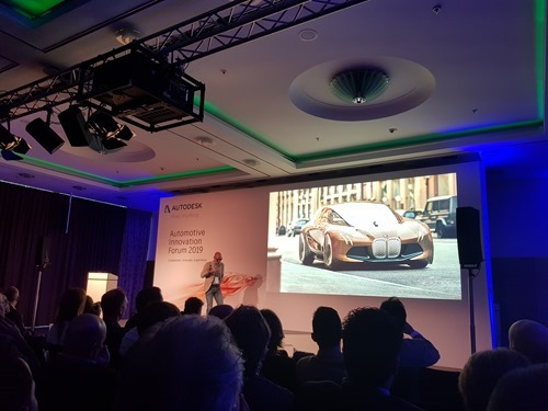 BMW Design Keynote
