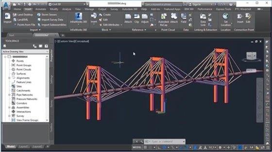 AMC Bridge upgrades Revit to Kineo