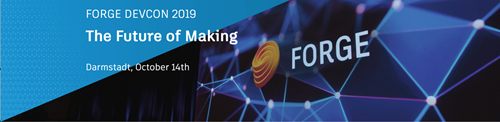 Forge DevCon Germany 2019