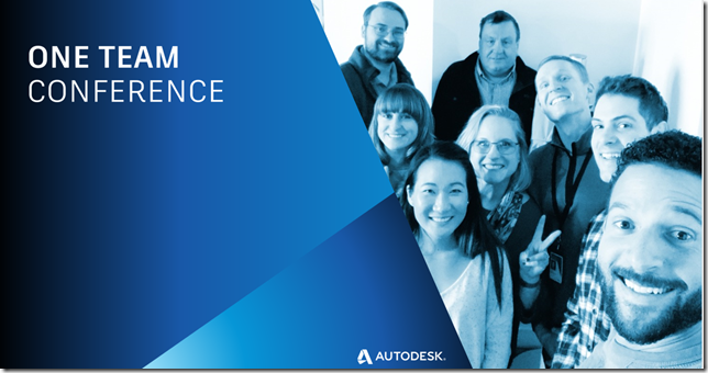Autodesk One Team Conference 2020