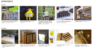 Instructables Projects