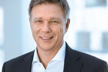 Viktor Várkonyi, Executive Board Member and Chief Division Officer Planning & Design Division of the Nemetschek Group. (Picture courtesy of Nemetschek)