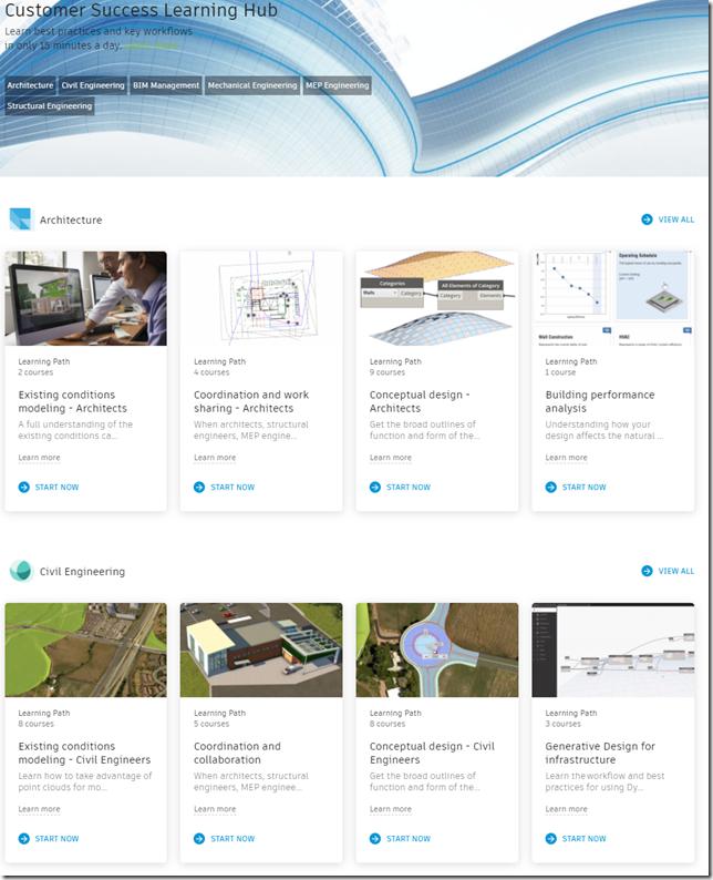Autodesk Customer Success Hub
