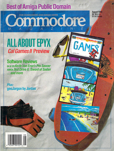 Commodore Magazine 32