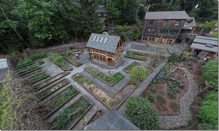 Amazing Garden Space