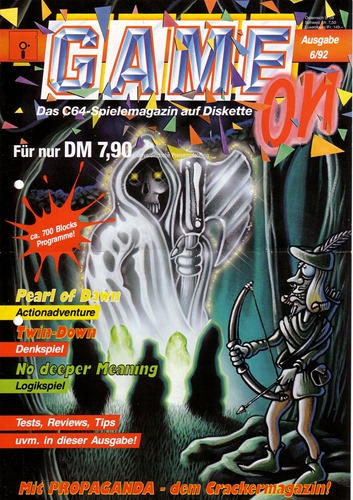 Game On - June 1992