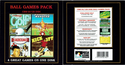 The Ball Games Pack