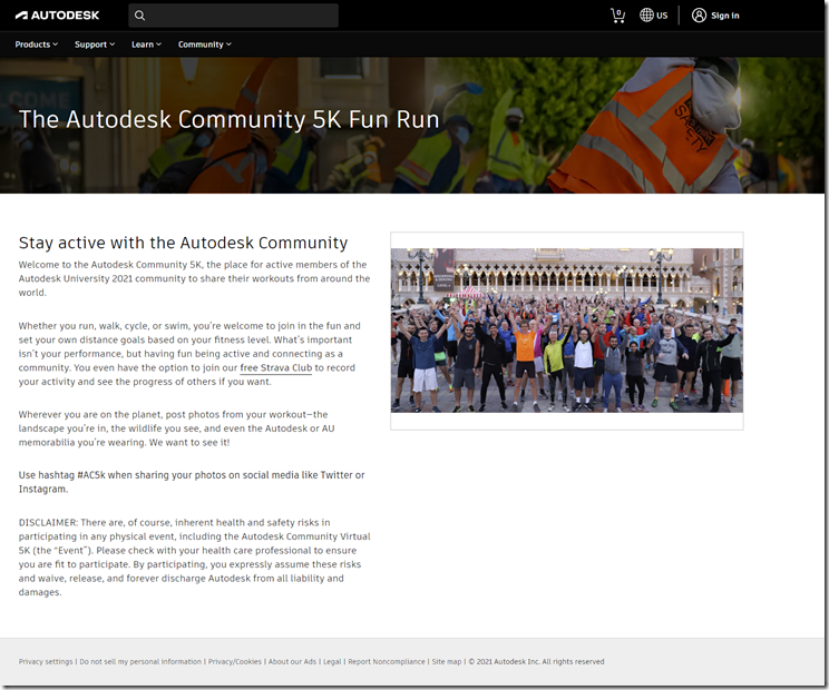 Autodesk Community 5k